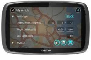 TomTom Trucker 5000 GPS Navigacija