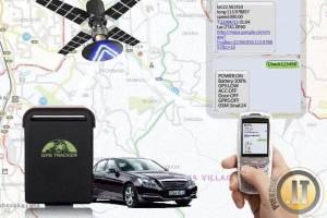 GSM SIGNALIZACIJA + GPS SEKLYS + GSM BLAKĖ