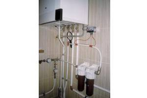 Boilerio valymas nuo kalkinių apnašų, vandens mechaniniai filtrai, Santechniniai darbai Vilniuje
