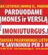 www.ImoniuTurgus.lt  - įmonių pirkimas - pardavimas  el. erdvėje