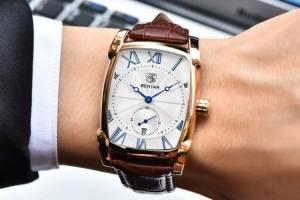 BENYAR patrauklus išskirtinis laikrodis firminėje dėžutėje
