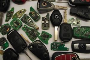 Raktai automobiliams Gamyba, programavimas