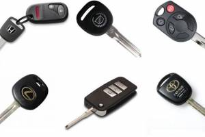 860451507 Automobilinių raktų gamyba