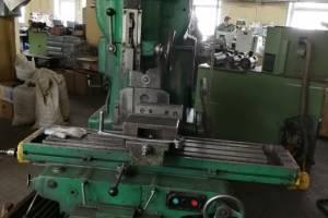 Metalo frezavimo staklės modelis 6M12P (6M12II)
