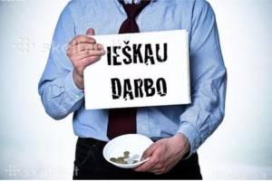 39 m.Vyras nebijantis sunkaus darbo iesko darbo Vilniuje.