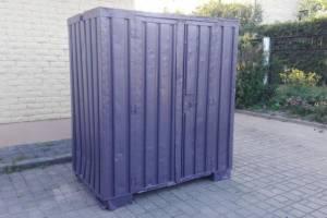 Sandėliavimo konteineris įrankinė