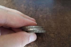 Trys monetos