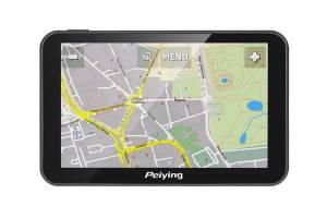 Peiying PY-GPS7013 navigacija