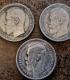 Trys monetos su nikolaškėmis