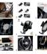 Automobiliniai telefonų laikikliai / bevieliai krovikliai geriausiomis kainomis