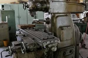 Metalo frezavimo staklės modelis 6M82Š (6M82Ш ) 3/10