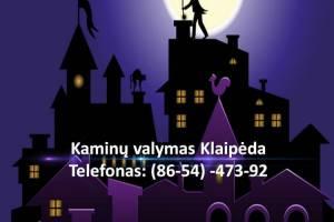Kaminu valymas Klaipeda 865447392